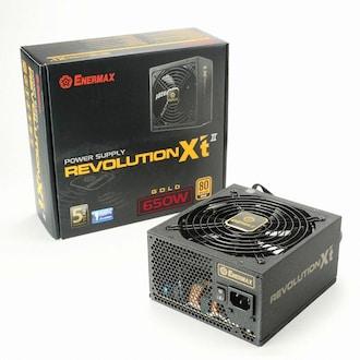 에너맥스 REVOLUTIONXt II ERX650AWT 80Plus Gold_이미지