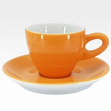발퀴레 알타 에스프레소 커피잔 orange 90ml