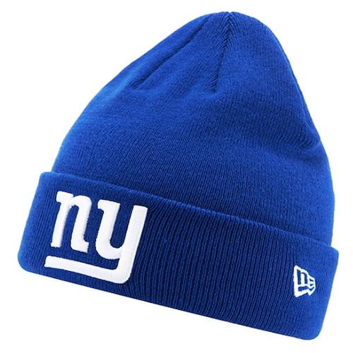 뉴에라캡코리아 뉴에라 커프 비니 NFL 뉴욕 자이언츠 11397001_이미지