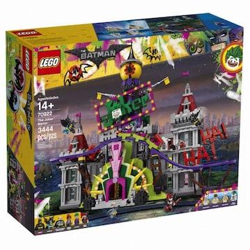 레고  배트맨 무비 조커 저택 (70922) (정품)