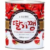 진산푸드 딸기쨈 3kg  (1개)