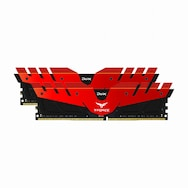 TeamGroup T-Force DDR4 16G PC4-25600 CL16 DARK Red (8Gx2)