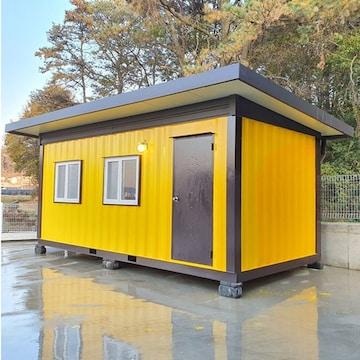 해비가림 컨테이너 하우스용 판넬 지붕