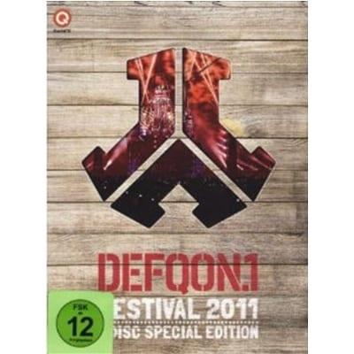 데프콘 1 페스티벌 2011 (해외구매, BD+DVD+CD 스페셜에디션)_이미지