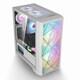 앱코 SUITMASTER 760S 어트랙션 강화유리 스펙트럼 Duplex (화이트)_이미지