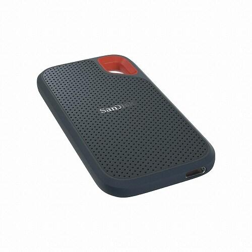 Sandisk Extreme Portable SSD E60 (500GB)_이미지
