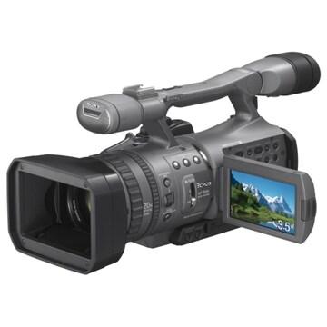 SONY HandyCam HDR-FX7 (배터리 패키지)_이미지