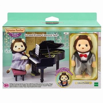 EPOCH 실바니안 패밀리 타운 그랜드 피아노 콘서트 (6011)