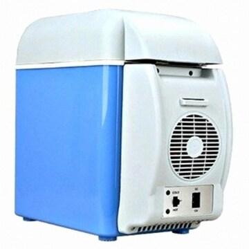 아트박스 트윈스파파 P0000ORH 12V 미니 차량용 냉온장고 7.5L_이미지
