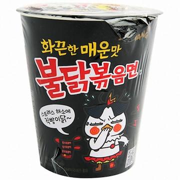 삼양식품 불닭볶음면 소컵 70g