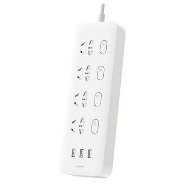 샤오미  4구 USB 멀티탭 해외구매 (2m)