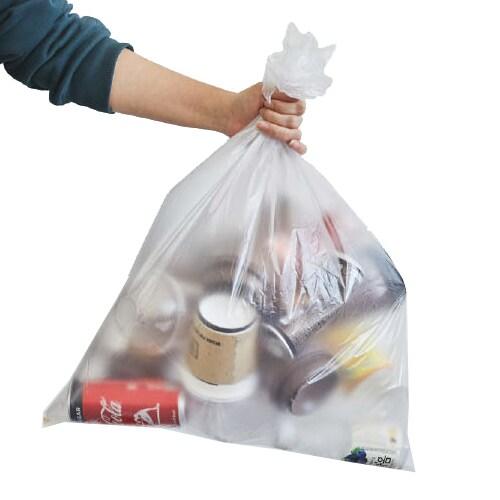 아소리빙 리벤스 분리수거함 비닐봉투 (쓰레기통) 100매_이미지
