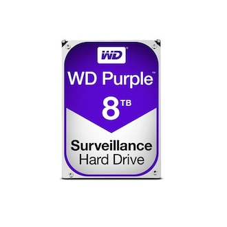 Western Digital WD PURPLE 5400/128M (WD80PURZ, 8TB)_이미지