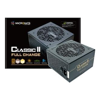 마이크로닉스 Classic II 풀체인지 500W 80PLUS 230V EU_이미지