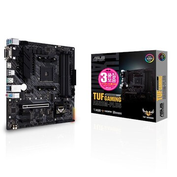 ASUS TUF Gaming A520M-PLUS STCOM_이미지