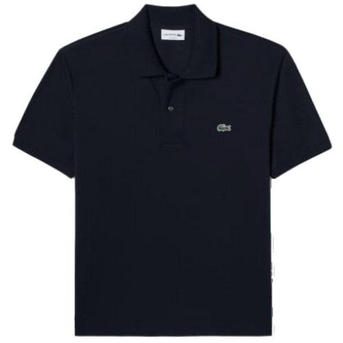 라코스테LIVE 베이직 반팔 폴로 셔츠 L1212-20CHDE_이미지