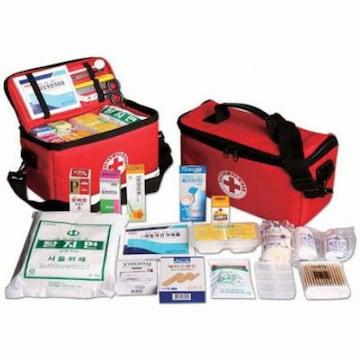 일진약품 스페셜 구급가방 2호(약품포함)