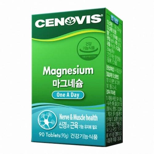 세노비스 마그네슘 90정 (3개)_이미지