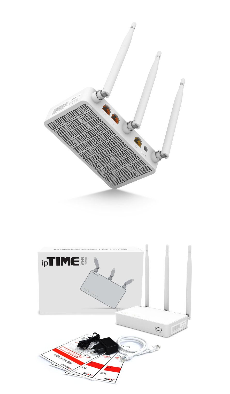 EFM ipTIME N702R 유무선공유기