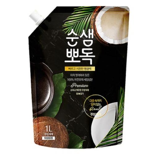 순샘 뽀독 오리지널 1L(3개)