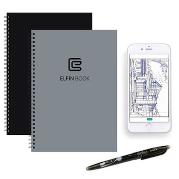Elfinbook 엘핀북 2.0 스마트노트 B5_이미지