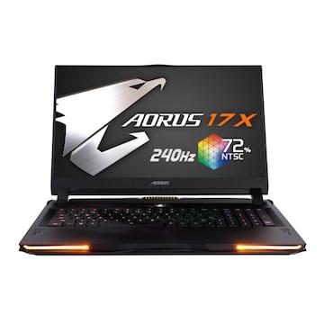 GIGABYTE AORUS 17X YB i9(SSD 1TB + 2TB)