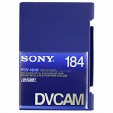 SONY PDVM-184N DV테이프 (1개)_이미지