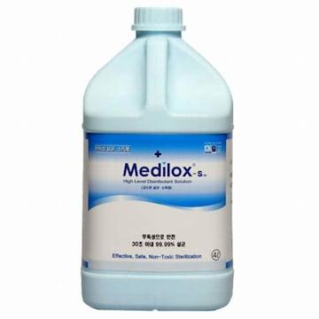 수산씨엠씨 Medilox-S 4L(1개)
