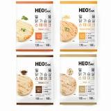 허닭 일품 닭가슴살 스테이크 4종 40팩 (1세트)