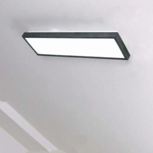 대림라이팅 LED 블랙 우드 주방등 25W_이미지