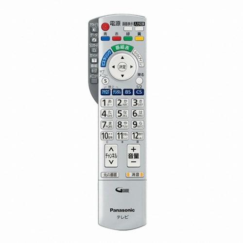 파나소닉  파나소닉 TV용 리모컨 N2QAYB000324 (해외구매)_이미지