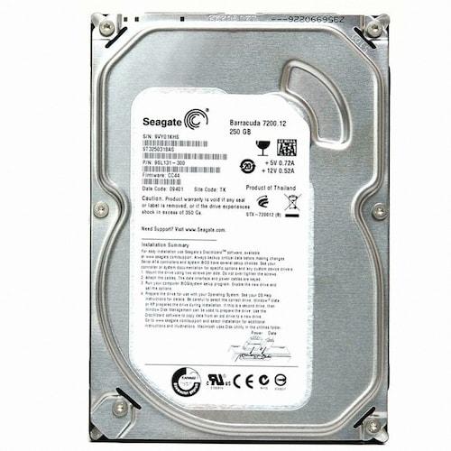 Seagate  250GB Barracuda 7200.12 ST3250318AS (SATA2/7200/8M)_이미지
