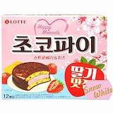 오리온 초코파이 스트로베리&치즈 12개입 336g (1개)