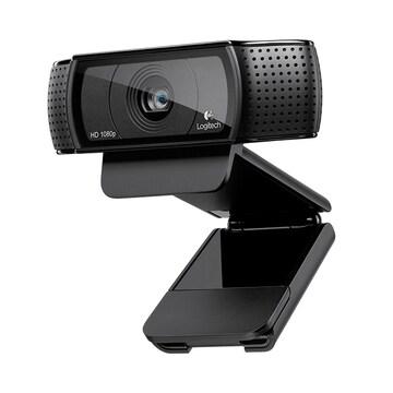 로지텍 HD ProWebcam C920r