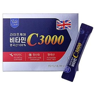 라이프케어 비타민C 3000 100포 (1개)_이미지