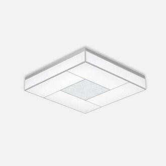 휴빛조명 LED 아론 B타입 큐브형 거실/방등 80W_이미지