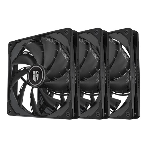 DEEPCOOL GAMER STORM TF140S BLACK (3PACK)_이미지