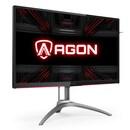 AGON 322QX 165 QHD 프리싱크 HDR 게이밍 무결점