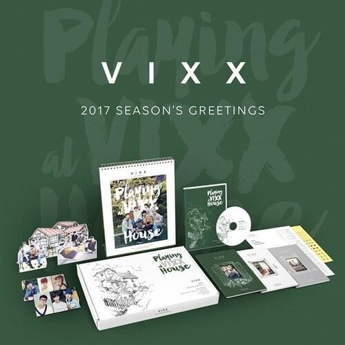 빅스 (Vixx) - 2017 시즌 그리팅_이미지