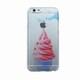 아트박스 아이폰 6 핑크아이스 투명 케이스_이미지