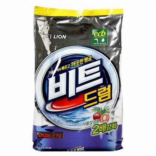 CJ라이온 비트 드럼 리필 2kg (1개)_이미지