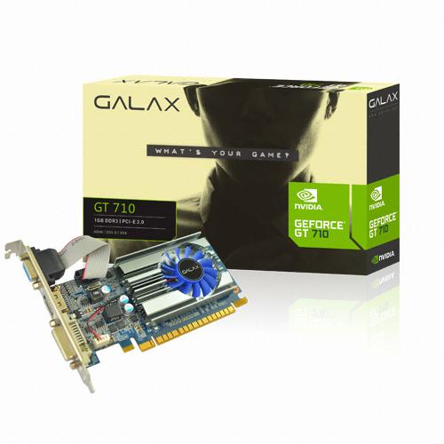 갤럭시 GALAX 지포스 GT710 D3 1GB