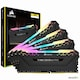 CORSAIR DDR4 64G PC4-25600 CL16 VENGEANCE PRO RGB BLACK (16Gx4)