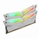 TeamGroup T-Force DDR4-4000 CL18 Night Hawk RGB 화이트 패키지 서린 (16GB(8Gx2))_이미지