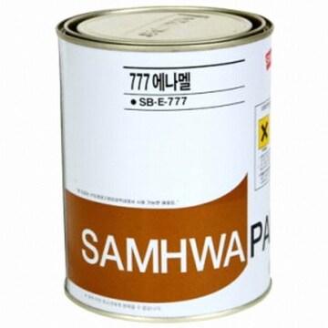 삼화페인트 777 에나멜 페인트(1L)