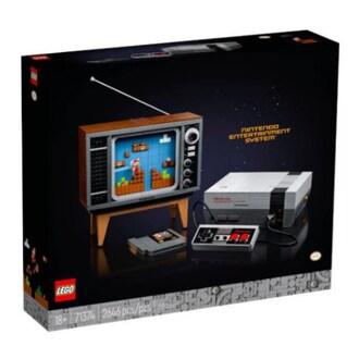 레고 슈퍼마리오 닌텐도 엔터테인먼트 시스템 (71374) (정품)_이미지