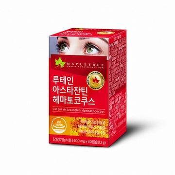 메이플트리 루테인 아스타잔틴 헤마토코쿠스 30캡슐(1개)