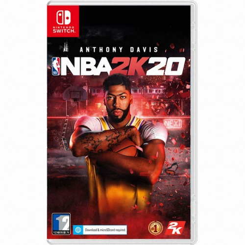 NBA 2K20 SWITCH 한글판