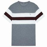 [55%▼] 헤지스 그레이배색 티셔츠