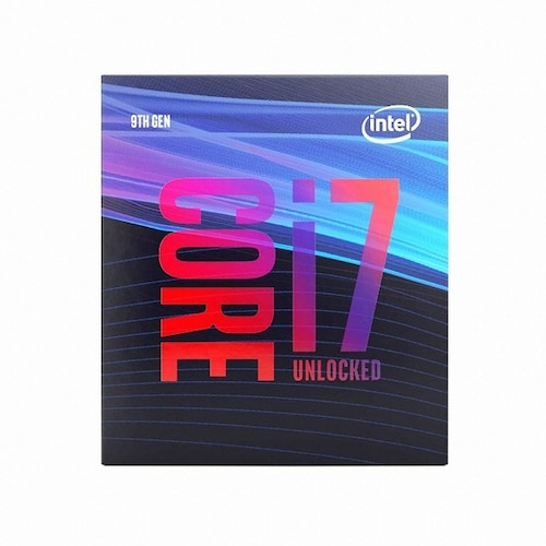 인텔 코어i7-9세대 9700K (커피레이크-R) (해외구매)_이미지